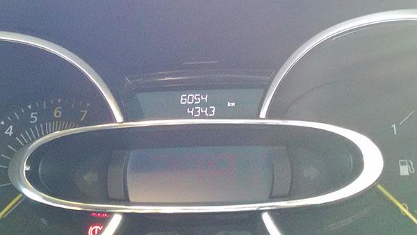 2014年12月の燃費